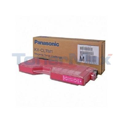 PANASONIC KX-CL500 TONER CART MAGENTA